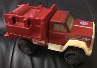 Vintage Tonka Fire Truck Plastic & Pressed Steel
