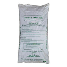 More details for lawn sand professional top dressing + iron for moss control - 25kg covers 367m²