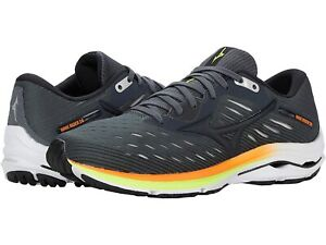 Mizuno Men's Wave Rider 24 in Castlerock-Phantom 8-13 New