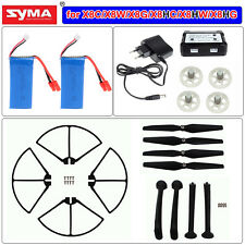 Syma X8Hw X8Hc X8Hg Rc Drone Parts 2500mAh Battery+Gear+Crash Pack Kit A05 F1