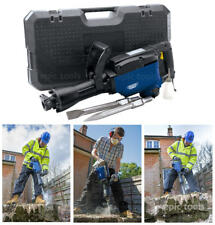 DRAPER 240v Electric 15kg Demolition Hammer Drill Concrete Breaker Chisel,83352
