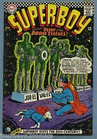 Superboy #136 1967 Eando Binder George Papp Curt Swan DC m