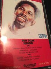 Billy Ocean  Suddenly (cassette) FAST SHIPPING