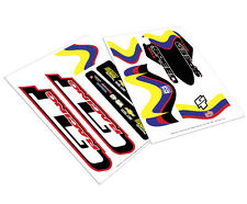 GT Speed Series UltraBox 1998 - 2000 - Reproduction BMX Frame Decals