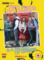 Two Pints of Lager and a Packet of Crisps: Series 1-6 DVD (2006) Natalie Casey,
