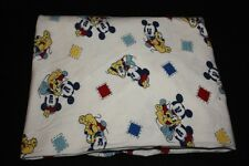 Baby Mickey & Co Minnie Mouse Blanket Cotton Lovey White Girls