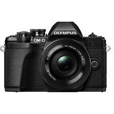 Olympus Systemkamera E-M10 Mark III 14-42mm Pancake Zoom Bildstabilisator