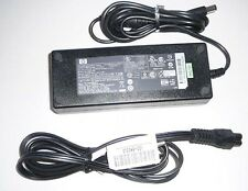 120W 391174-001 GENUINE HP AC ADAPTER and cord Smart tip FREE SHIPPING