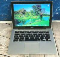 "Apple Macbook 13"" Laptop / 2GHZ 4GB RAM + 120GB SSD / MAC OS / Warranty"