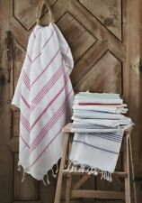 Denizli peshtemal, Fouta Towel,%100 Turkish cotton, ideal for bath spa, pool,gym