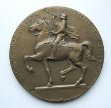Medaille Belgien, .. Universelle de Bruxelles 1910