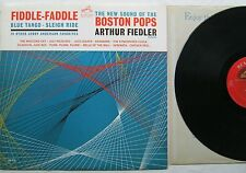 Fiddle Faddle The New Sound Of The Boston Pops Fiedler RCA LM2638 VG+ MONO