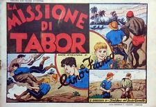 CINO e FRANCO - Nerbini  Albi Grandi Avventure:LA MISSIONE di TABOR