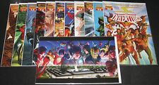 Project Superpowers Chapter Two 0D 1A 2A 3 4C 5 6A 7B 8A 9-11 (Dynamite) Variant