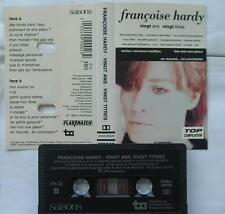 *FRANCOISE HARDY 20 ans 20 titres CANADA RARE K7 Saisons SNS4 90026 Cassette