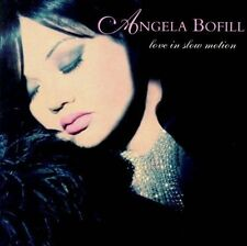 Angela Bofill - Love In Slow Motion - New CD