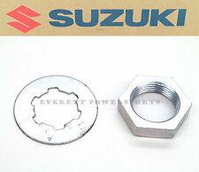 New Genuine Suzuki Counter Shaft Sprocket Nut / Washer RE5 GT750 Lemans OEM #G54