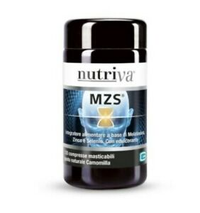 NUTRIVA MZS® 120 CPR