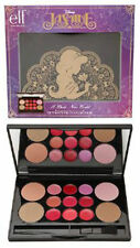 Disney Jasmine elf Ultimate Face Collection Lip, Blush, Bronzer and Brushes NEW!