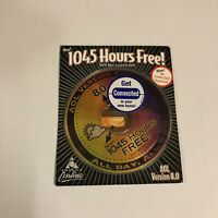 Vintage AOL 1045 hours free for 45 days CD Version 8.0