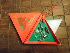 Swarovski Weihnachtsstern 1992 XMAS Ornament RAR Mint