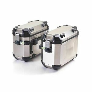 New Genuine Triumph Tiger 900's and Tiger sport 850 Expedition Panniers A9500880