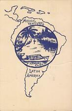 Presbyterian Church - Board of Foreign Missions - NATIONAL MEETING 1946 - MAP