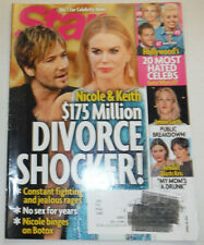 Star Magazine Nicole Kidman & Keith Urban April 2014 121814R