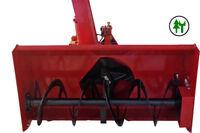 Zapfwellenschneefräse SF140Z 1,40m Schneefräse für Dreipunkt NEU