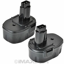 2 NEW Batteries for Dewalt 14.4 volt 14.4V DE9094 DE9091 DE9038 DE9092 DE9502