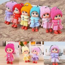5Pcs Kid Toys Soft Interactive Baby Dolls Toy Mini Doll For Girls and Boys Gift