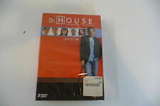 DR HOUSE, SAISON 3 (2006 DVD NON MUSICAL) COFFRET  DVD NEUF EMBALLE.