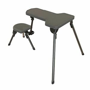 Caldwell Stable Table Collapsible All-Weather Shooting Rest for Shooting