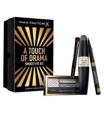 Max Factor un toque de dramatismo ojo ahumado Kit, Paleta de Ojos, Cepillo del trazador de líneas, Mascara &