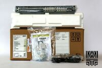 NEW Cisco WS-C2960XR-24TD-I 24 Port GE Switch 2 SFP+ IP Lite with PWR-C2-250WAC