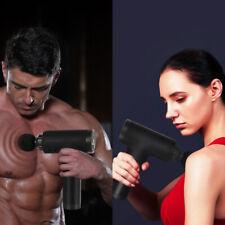 6 Speed Massage Gun  Professional Percussion Massage full body Muscle  Relieve