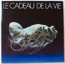 BERNARD VINCENT (33T) CADEAU DE LA VIE 1983 CHRISTOPHE MOUSKOURI CULTURE CLUB