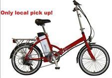 Folding adult Electric Bike 48V 12ah 700-1300 watts super light hill climber