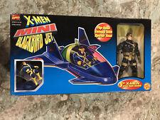 1997 Toy Biz  X-men Mini Blackbird Jet With Cyclops Figure Factory Sealed