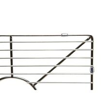 Stainless steel kitchen sink grid for large side of AB3618DB- AB3618ARCH NEW