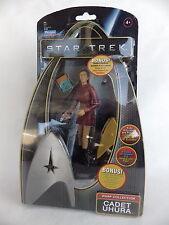 Figurine Playmates Toys Star Trek Warp Collection Cadet Uhura