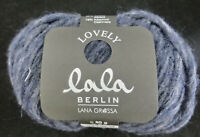 (17,90€100g): 50 g LG lala Berlin LOVELY,  Volumengarn m. Alpaka, Fb. 005 #4017