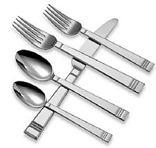 Lenox 18/10 Stainless TIN CAN ALLEY 5pc Place Setting (s) NEW