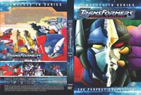 Transformers: Robots in Disguise (2001 TV series) ~ 2-DVD ~ English Dub Version