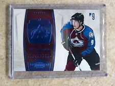 10-11 Panini Dominion Blue Saphir Parallel #27 MATT DUCHENE /10