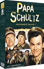 """DVD """"Papa Schultz Coffret integral de la Saison 2"""" - NEUF SOUS BLISTER"""