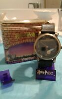 VINTAGE WARNER BROS.SII Harry Potter 🌠☄ MAGICAL TIMEPIECE  HC0014 Made In 2001