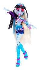 Monster High Abbey Bominable música-festival coleccionista muñeca raramente y7695