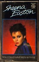 Sheena Easton - You Could Have Been With Me - COMPACT CASSETTE [01] (EX/EX)