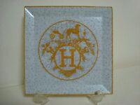 """Authentic HERMES   Porcelain Plate """"Mosaique Au 24"""""""